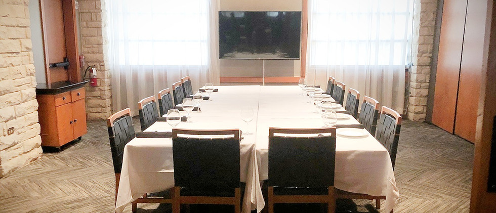 Private Dining Room 3 - Board Room
