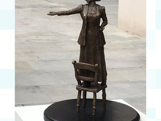 Hazel Reeves wins Pankhurst commission