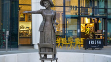 Our Emmeline: The Emmeline Pankhurst Statue Project by Hazel Reeves
