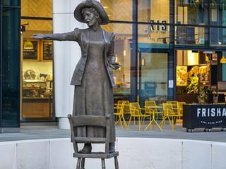 Our Emmeline: The Emmeline Pankhurst Statue Project by Hazel Reeves