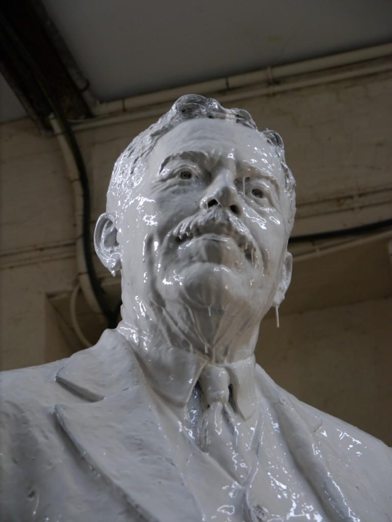 Gresley sculpture