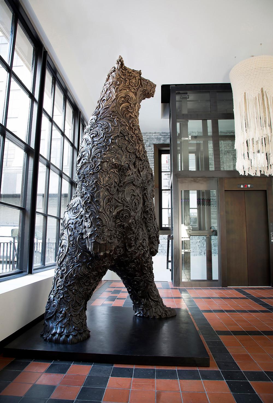 Bear standing resturant2.JPG