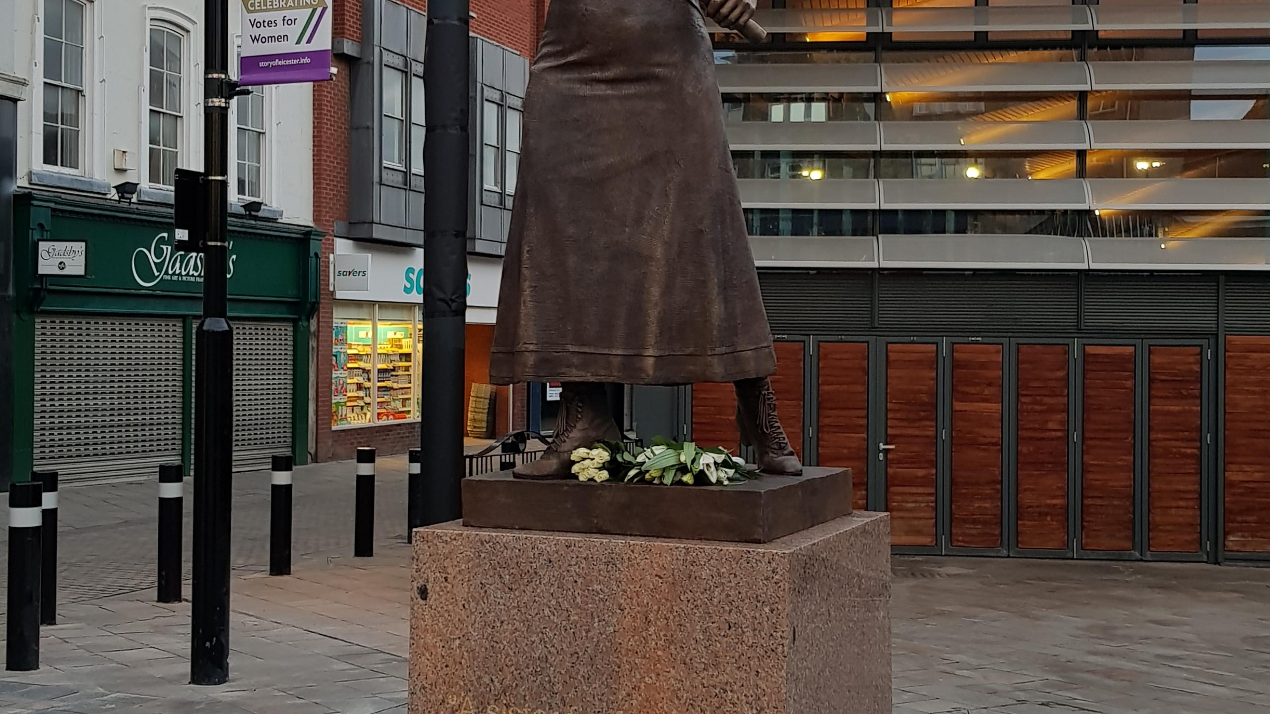 Suffragette Alice Hawkins