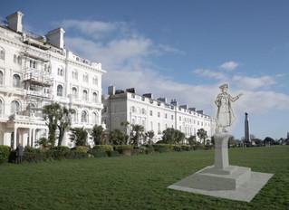 Nancy Astor Celebrating 100 Years of Women in Parliament                      Winning Design: The Vi