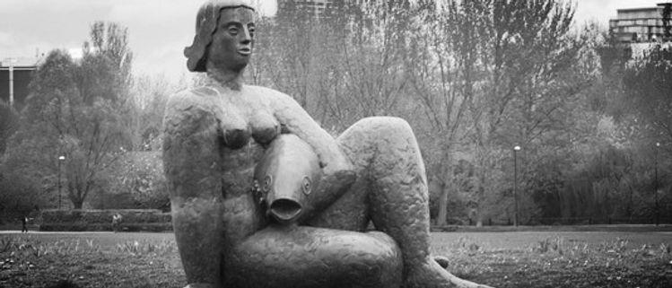 Sculpture restoration repair Bronze Age Foundry