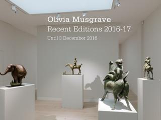 Olivia Musgrave - John Martin Gallery