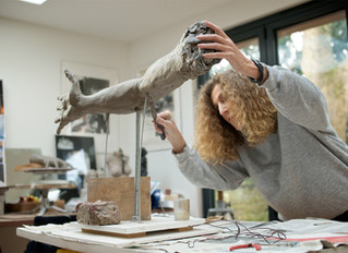 PREVIEW: NICOLE FARHI 'THE HUMAN HAND' EXHIBITION AT BOWMAN SCULPTURE 13th-30th September 2016