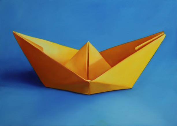 Žlutá loďka / 2020