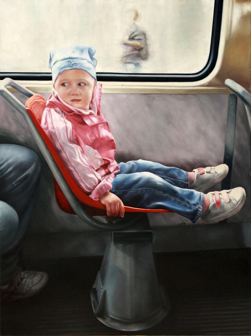 V tramvaji / 2008
