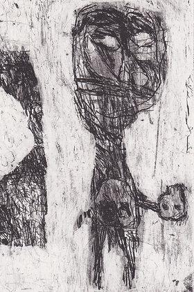 Gravure Timothée Humbert - Ecce Homo