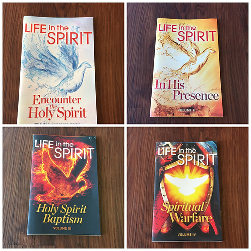 Life in the Spirit 4-Volume Collection
