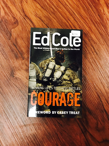 Courage by Ed Cole