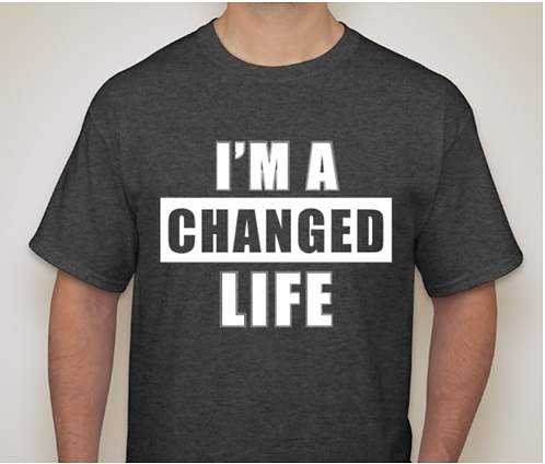 Changed Life T-Shirt