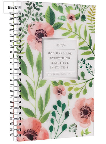 """""""Beautiful in its time"""" Journal"""