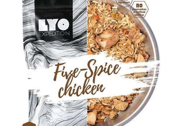 Lyo Five Spice Chicken