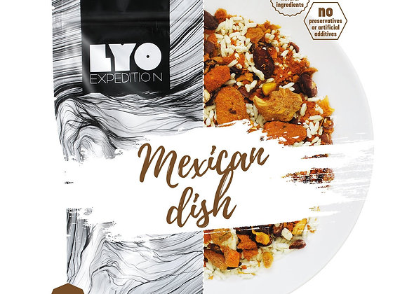 Lyo Mexican Dish
