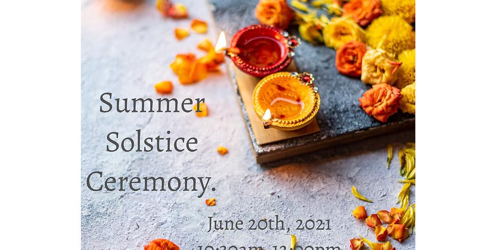 Summer Solstice Ceremony