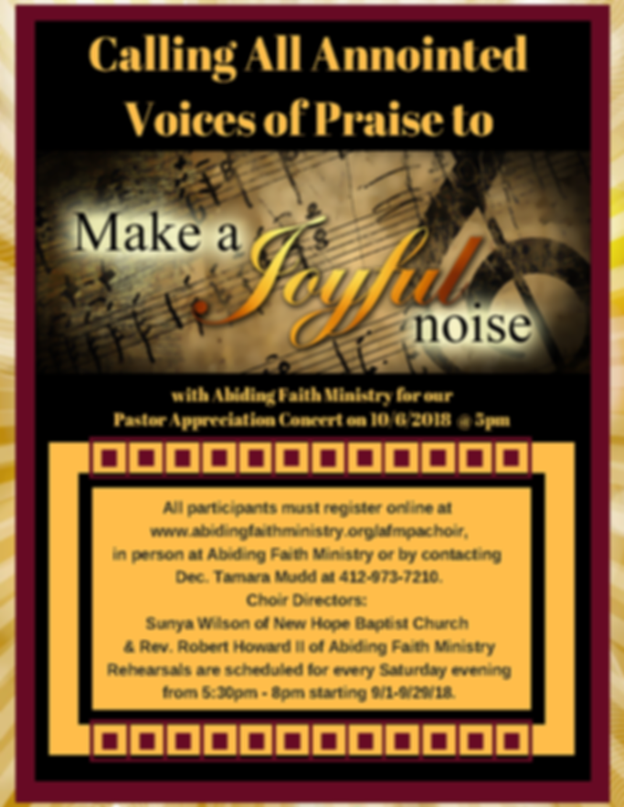 AFM PASTOR APPRECIATION CHOIR FLYER (1).