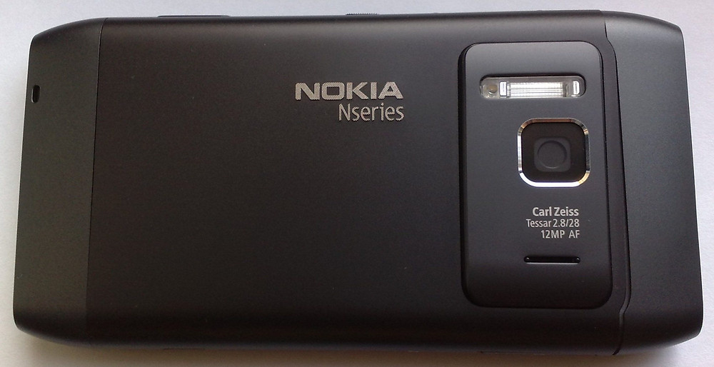 Nokia N8 8 MP camera best phone