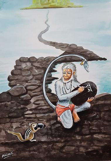 The Ram Setu