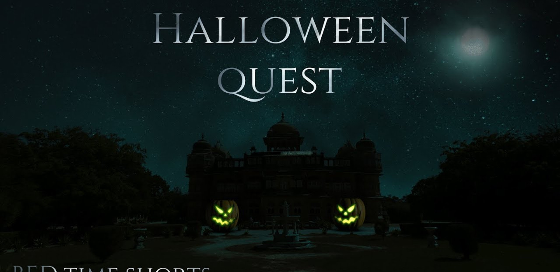 The Halloween Quest   Bed Time Shorts