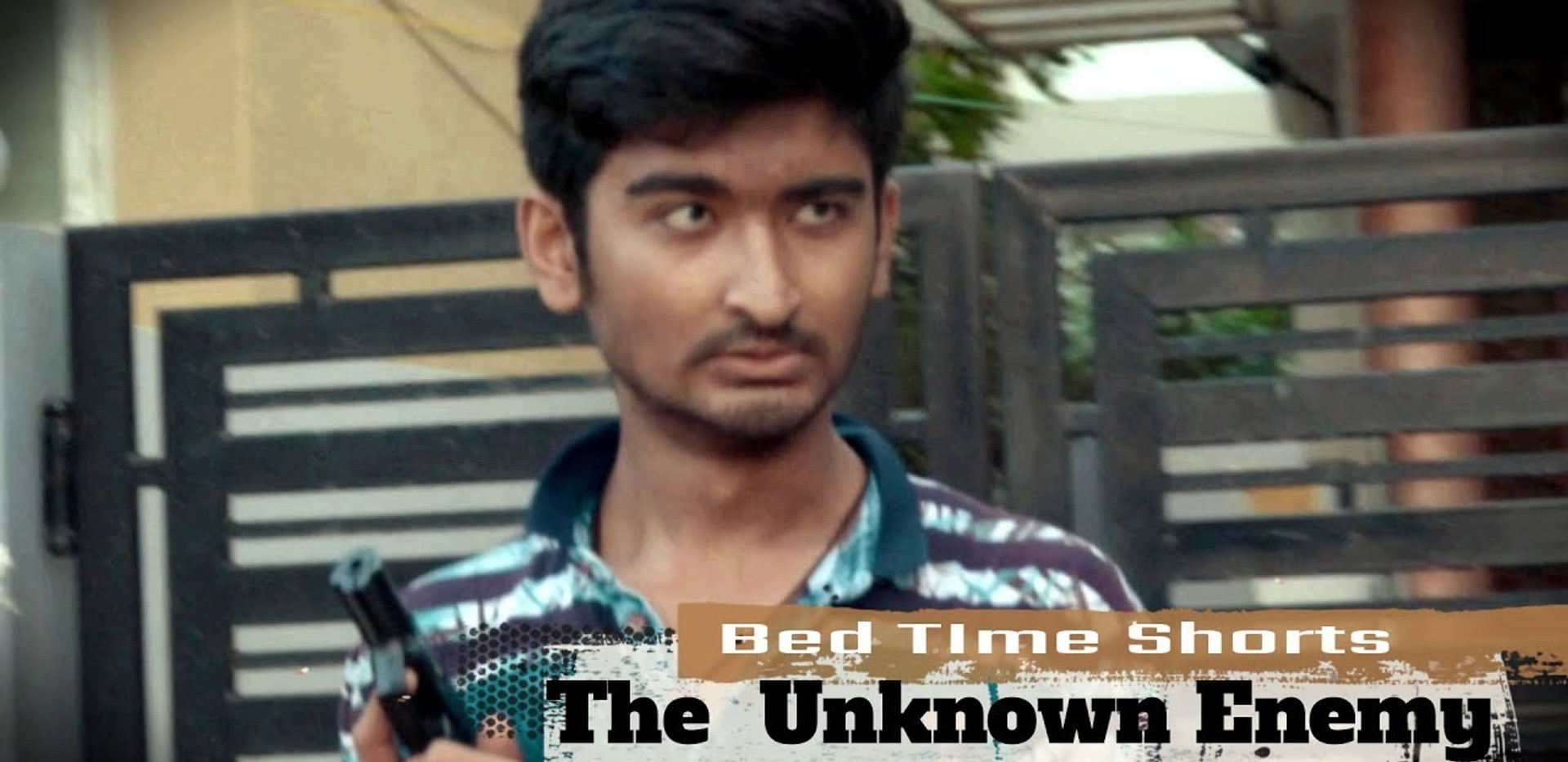 The Unknown Enemy - Bed Time Shorts