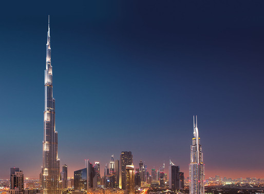 Here are the Top 11 Tallest Buildings in the World Right Now!