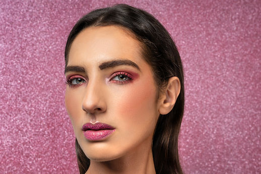 Beauty shoot Dubai