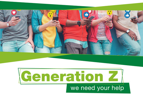 Generation Z - we need your help!!