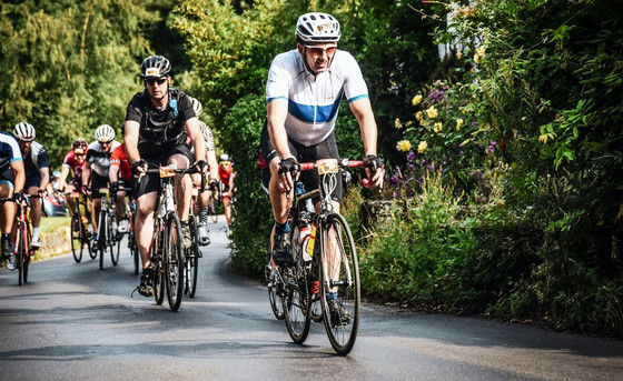 Ride London 100 raises £2,700