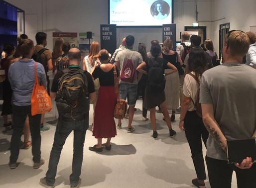 The wonderful insights of The Alternative Protein and Dairy Show – Amsterdam 2019