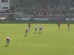 EA Guingamp - HSV 09-10 14