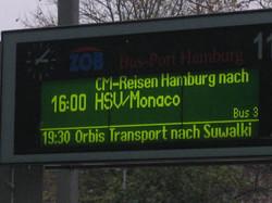 AS Monaco - HSV