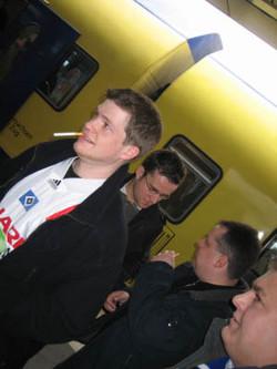 Hannover - HSV 06-07