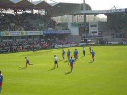 EA Guingamp - HSV 09-10 08