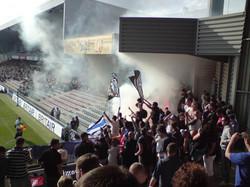 EA Guingamp - HSV 09-10 12