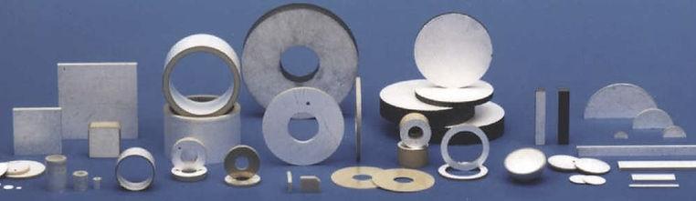 Piezo Materials / Image by Meggitt Denmark