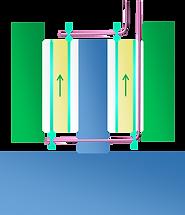 Shear-mode accelerometer