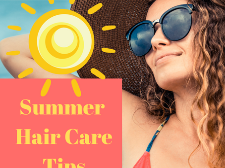 Ultimate Guide To Healthy Summer Hair