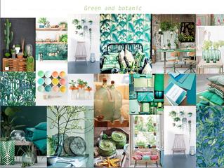 Green and botanic : lifestyle végétal