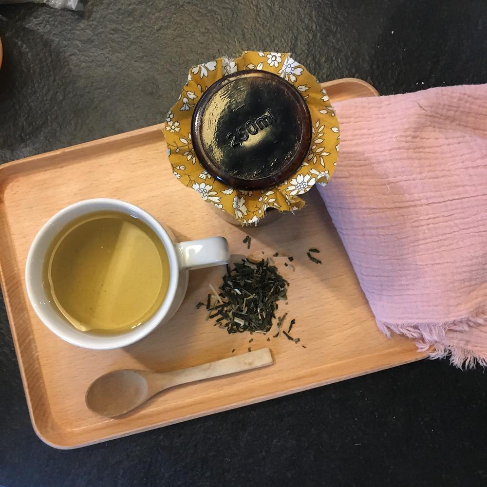 A consommer toute la journée, le thé vert est parfait pour la Détox