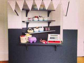 DIY : créer une épicerie (jolie) pour vos enfants