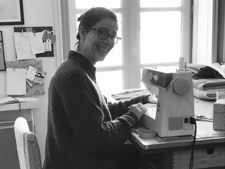 Coulisses : interview de Ludivine, couturière de Mood, free lance à Nantes
