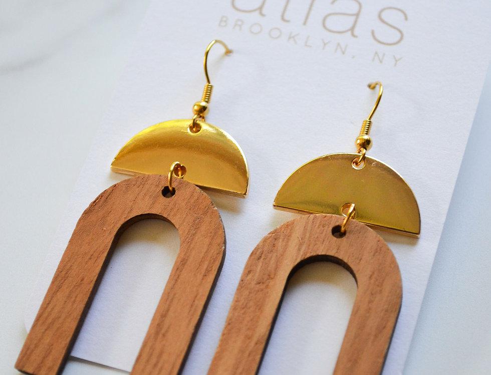 ATLAS EARRINGS - LIBBY