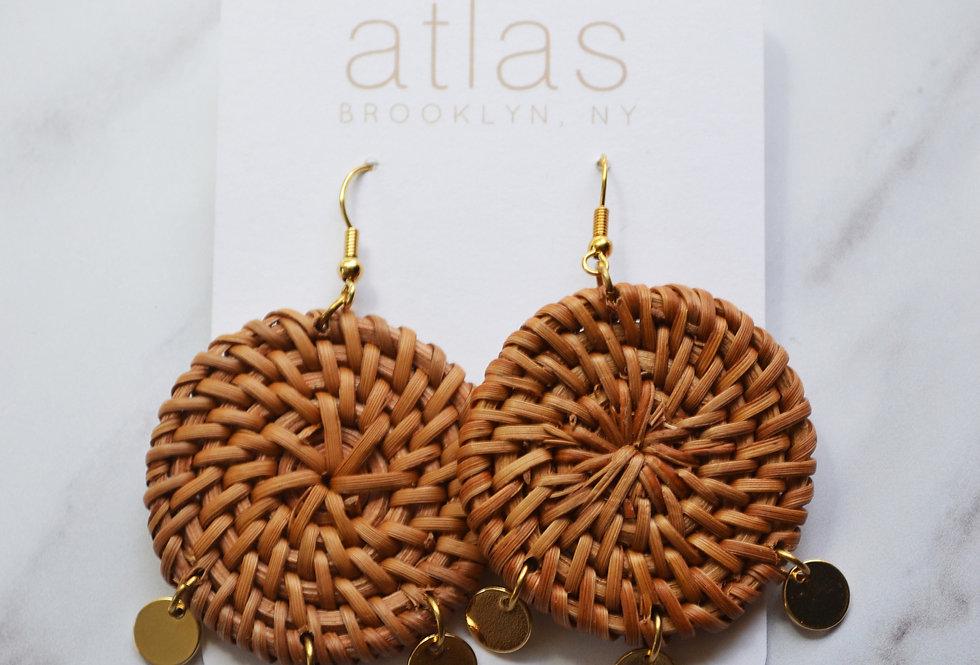 ATLAS EARRINGS - JULIA