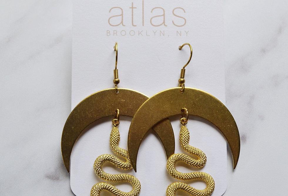 ATLAS EARRINGS - EVE