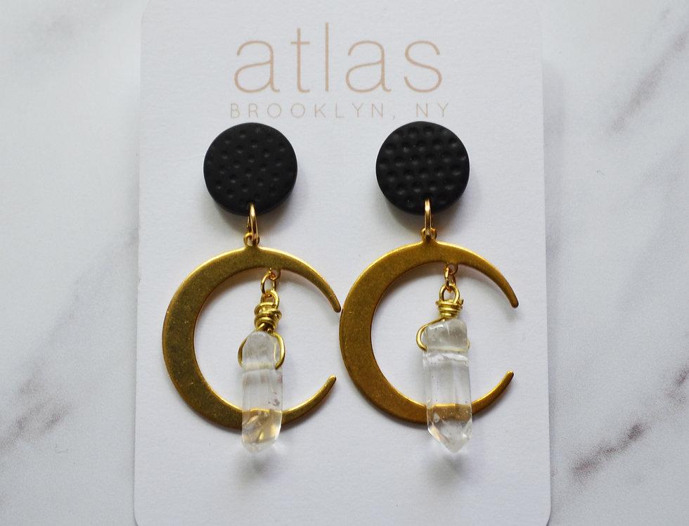 ATLAS EARRINGS - SOLEY