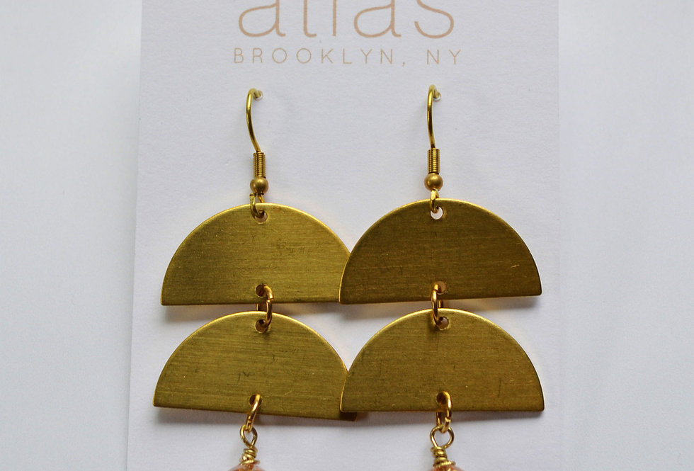 ATLAS EARRINGS - LOU