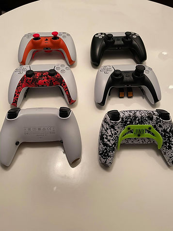 Jinx Custom Controllers Playstation 5