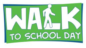 Walk to School Day - Wednesday, October 10th